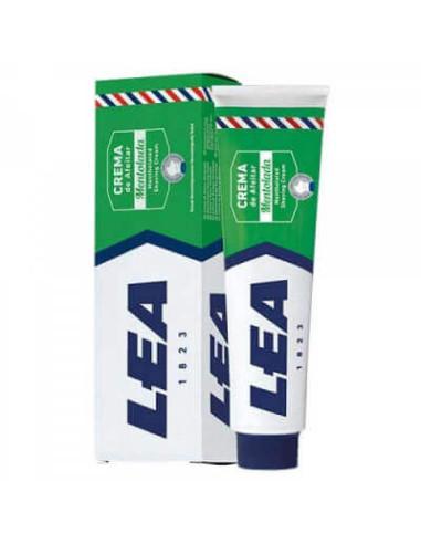 Lea Menthol Shaving Cream Tube 150g