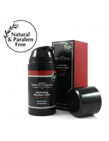 Edwin Jagger Sandalwood Aftershave Lotion 100ml