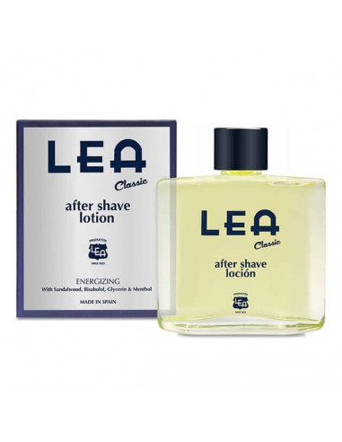 LEA Classic Aftershave Lotion Splash 100ml