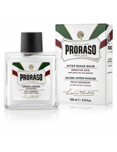Proraso After Shave Balm Green Tea & Oatmeal 100ml