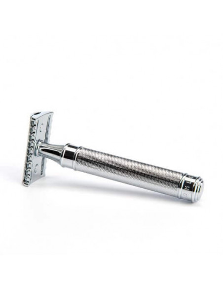 Muhle Double Edge Safety Razor R41 Open Comb