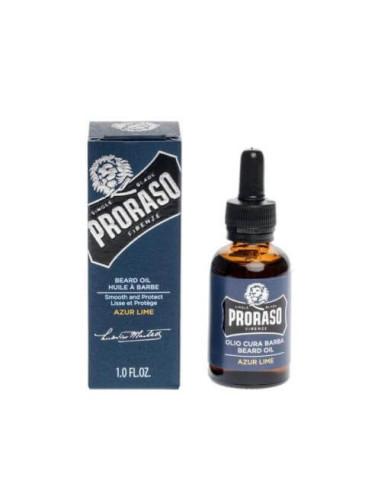 Proraso Azur & Lime Beard Oil 30ml