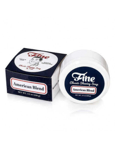 Fine Accoutrements Shaving Soap American Blend 100g