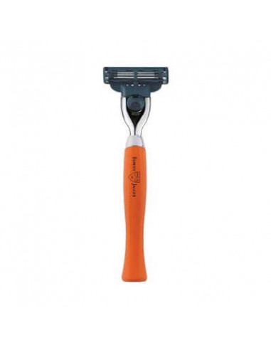 Edwin Jagger Mach3 Razor Orange R710CR