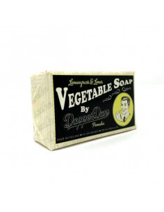 Dapper Dan Lemongrass & Limes Vegetable Soap 190g