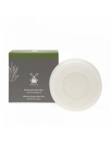 Muhle Shaving Soap Aloe Vera Refill 65g