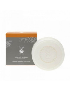 Mühle Shaving Soap Sea Buckthorn Refill 65g
