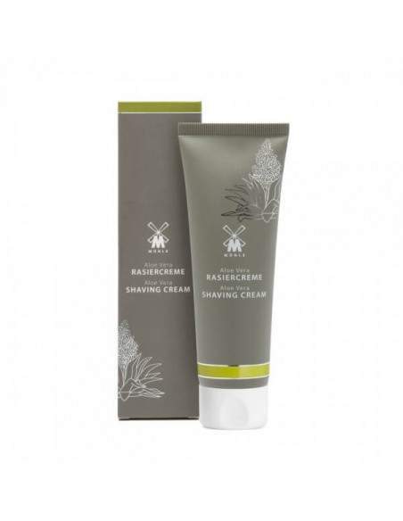 Muhle Shaving Cream Aloe Vera Tube 75ml