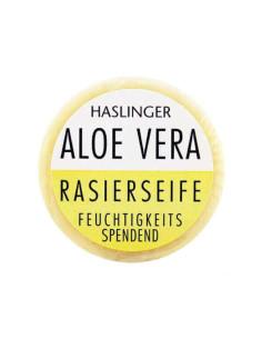 Haslinger Aloe Vera Shaving Soap 60g