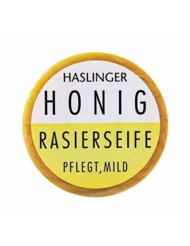 Haslinger Honey Shaving Soap 60g