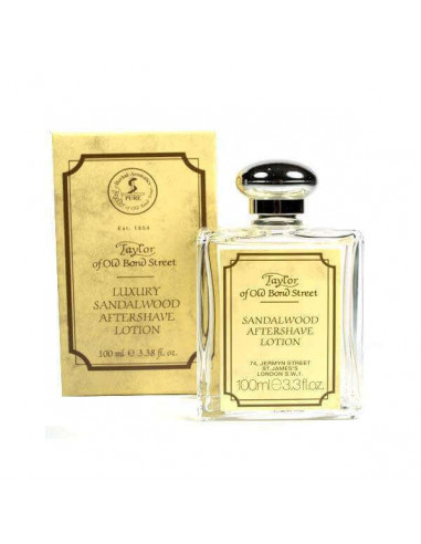 Taylor Of Old Bond Street Aftershave Sandalwood 100ml