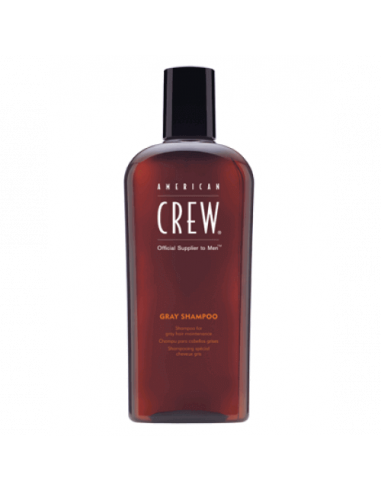 American Crew Grey Shampoo 250ml