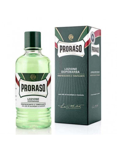 Proraso After Shave Lotion Refreshing Eucalyptus 400ml