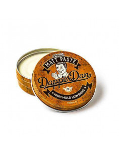 Dapper Dan Deluxe Strong Hold Pomade 100ml