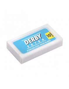 Derby Blue Extra Double Edge Razor Blades