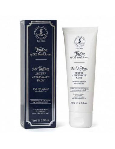 Taylor of Old Bond Street Mr.Taylor Aftershave Balm 75ml