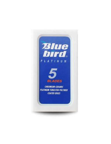 Derby Blue Bird Double Edge Razor Blades