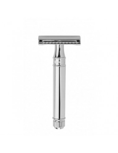 Edwin Jagger Double Edge Razor Chrome DE89BL
