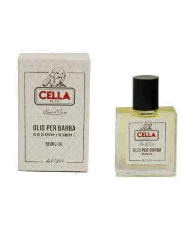 Cella Milano Beard Oil 50ml