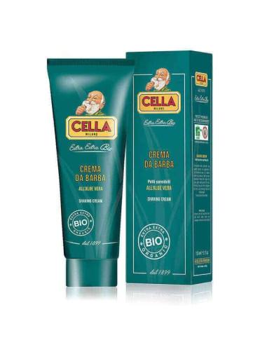 Cella Milano Bio Aloe Vera Shaving Cream 150ml