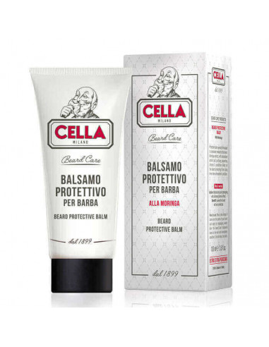 Cella Milano Protective Beard Balm 100ml