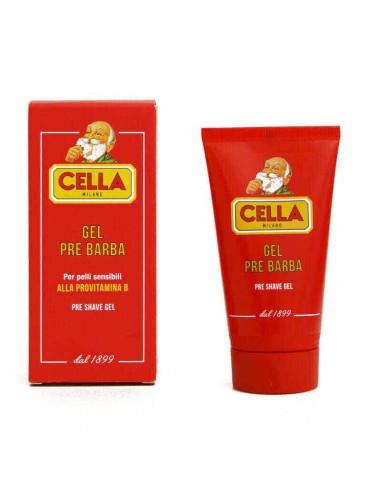 Cella Milano Pre-Shave Gel 75ml