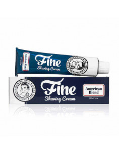Fine Accoutrements Shaving Cream American Blend 100g