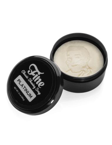 Fine Accoutrements Classic Shaving Soap Platinum 100g