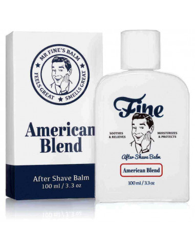 Fine Accoutrements Classic Aftershave Balm American Blend 100ml