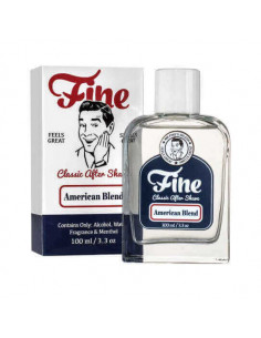 Fine Accoutrements Classic Aftershave American Blend 100ml