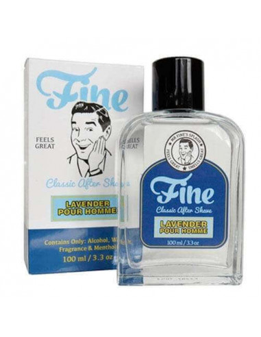 Fine Accoutrements Classic Aftershave Lavender 100ml