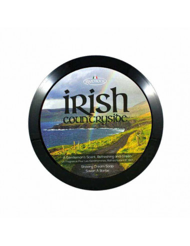 RazoRock Irish Countryside Shaving Soap 150ml