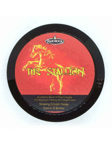 RazoRock The Stallion Shaving Soap 150ml