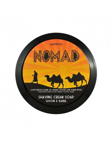 RazoRock Nomad Shaving Soap 150ml