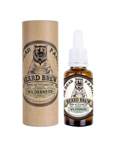 Mr.Bear Family Wilderness Beard Oil 30ml