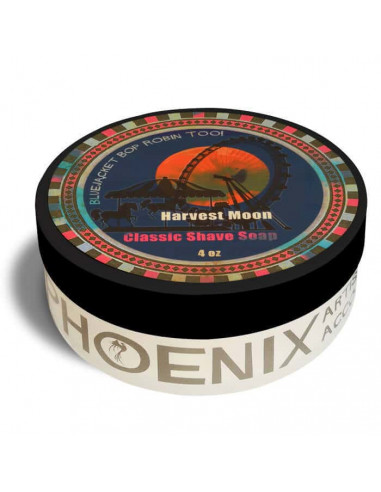 Phoenix Artisan Accoutrements Harvest Moon Shaving Soap 114g