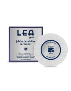 LEA Classic Shaving Soap Refill 100g