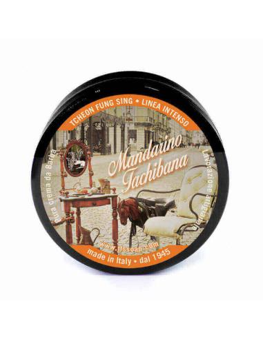 T.F.S Mandarino Tachibana Artisan Shaving Soap 125ml