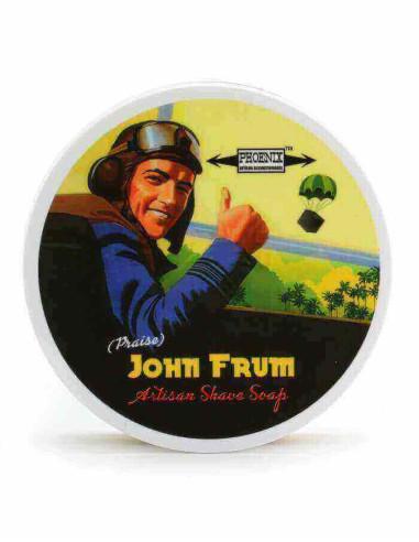 Phoenix Artisan Shaving Soap John Frum CK-6 Formula 142g