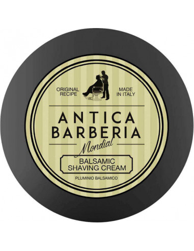 Antica Barberia Mondial Shaving Cream Balsamic 125ml