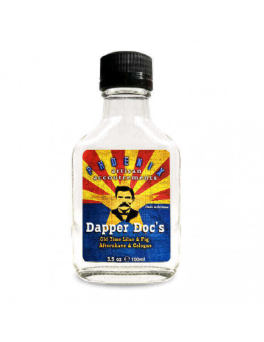 Phoenix Artisan Accoutrements Aftershave Cologne Dapper Doc 100ml