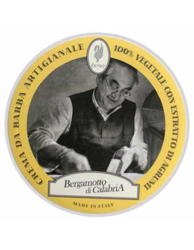 Extro Cosmesi Artisan Shaving Cream Bergamot 150ml
