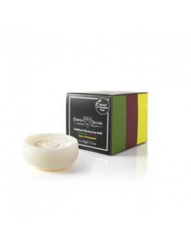 Edwin Jagger Shaving Soap Pack  3 Scents x 65g