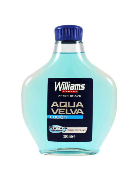 Williams Aqua Velva Aftershave Lotion Splash 200ml