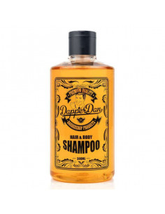 Dapper Dan Shampoo & Body Soap 300ml