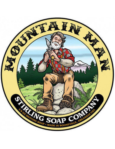 Stirling Soap Company Shave Soap...