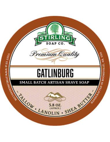 Stirling Soap Company Shave Soap Gatlinburg 170ml