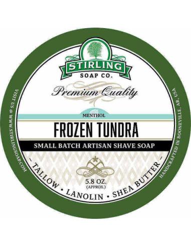 Stirling Soap Company Shave Soap Frozen Tundra 170ml