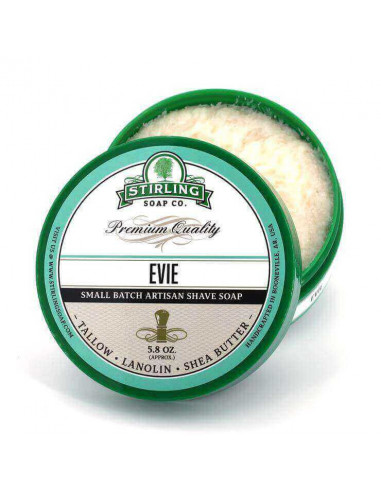 Stirling Soap Company Shave Soap Evie 170ml