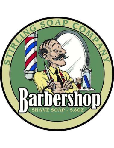 Stirling Soap Company Shave Soap Barbershop 170ml